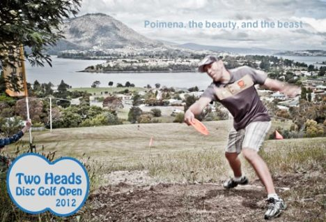 Two Heads Disc Golf Open